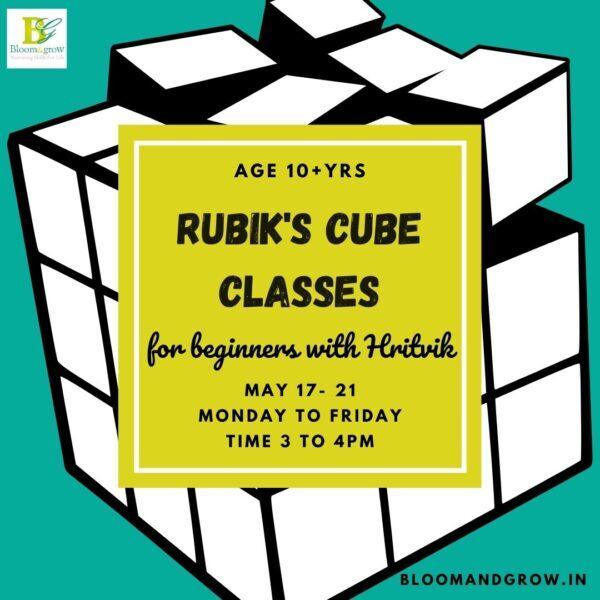 Rubik's Cube Online Workshop