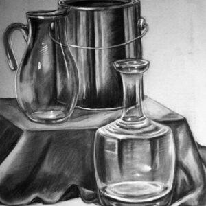 Sketching & pencil shading