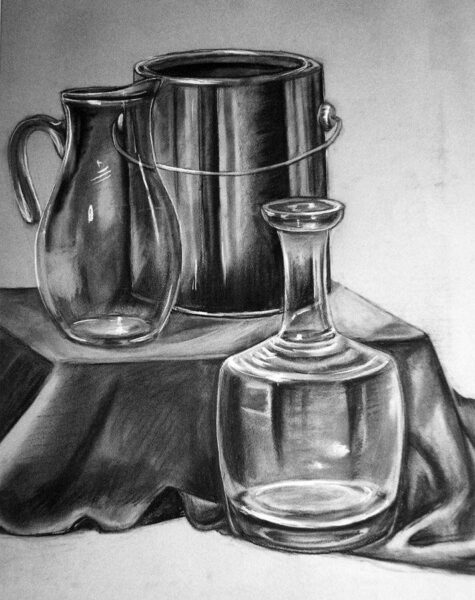 Sketching and Pencil Shading Classes for Beginners (Online)