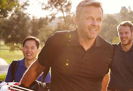 golf breaks spain