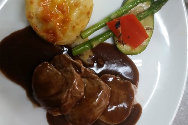 roast food restaurant murcia