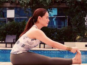 Isabel Dulay-Naval -Managing Studio Director/Instructor Bliss Yoga