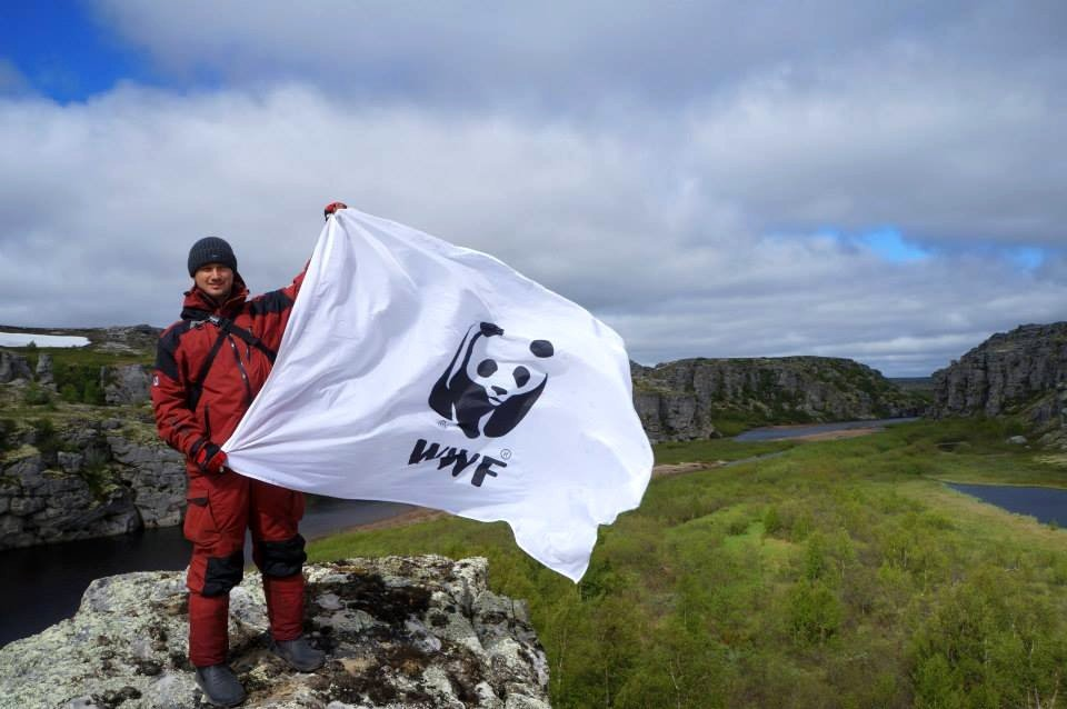 Post190921 2 - WWF & Greenpeace activities trends and realities in the Arctic today