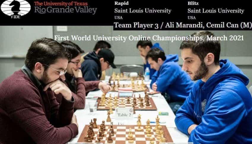 first world university online championship