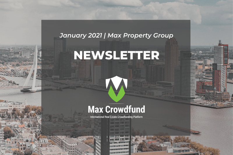 Max Property Group: Newsletter January 2021
