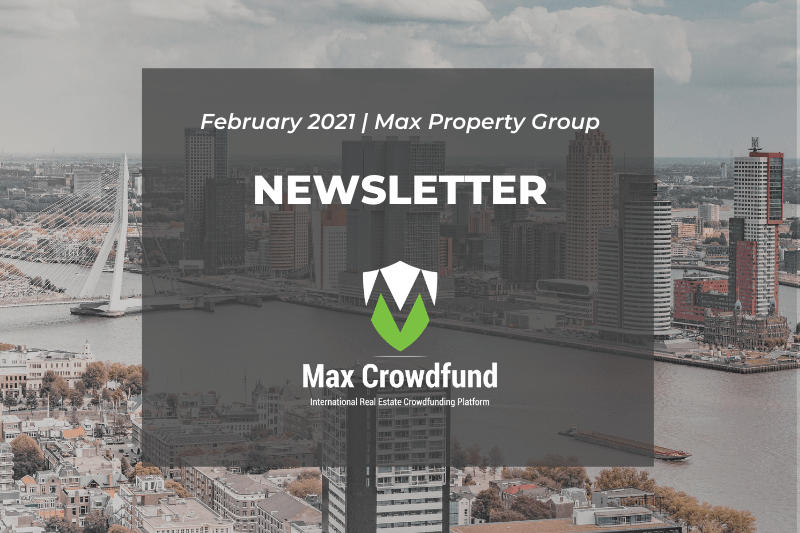 Max Property Group: Newsletter February 2021