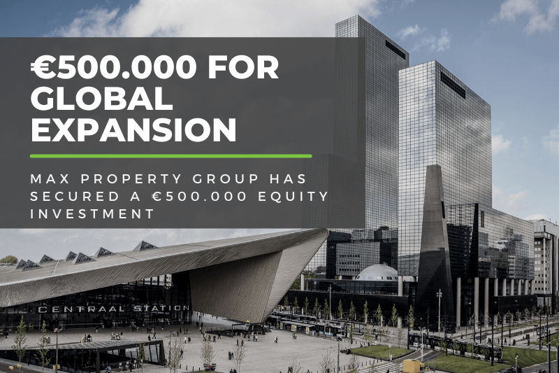 Max Property Group Secures €500,000