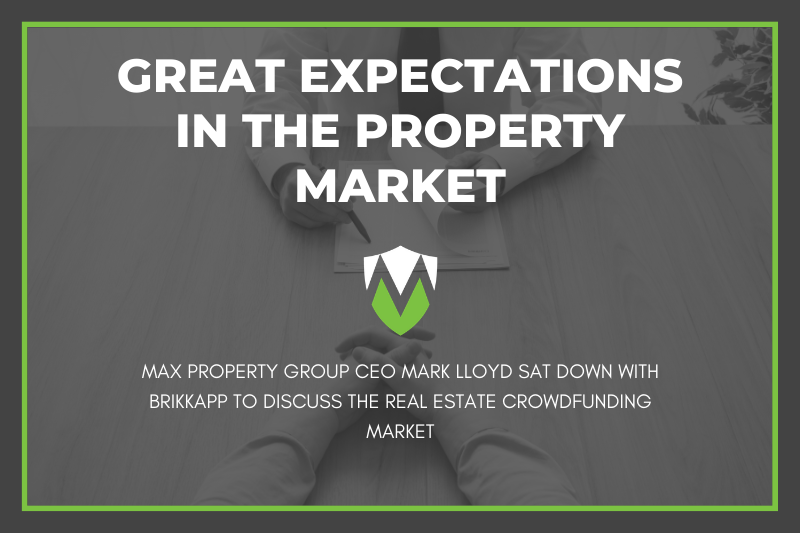 Great Expectations in the Property Crowdfunding Market