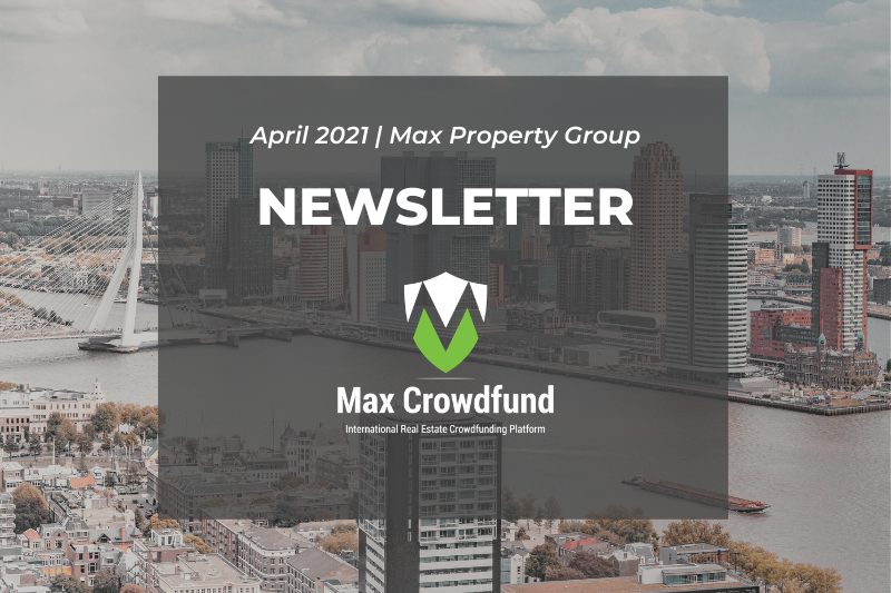 Max Property Group: Newsletter April 2021