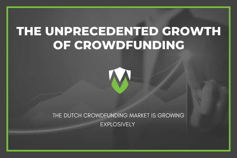 The Unprecedented Growth of Crowdfunding