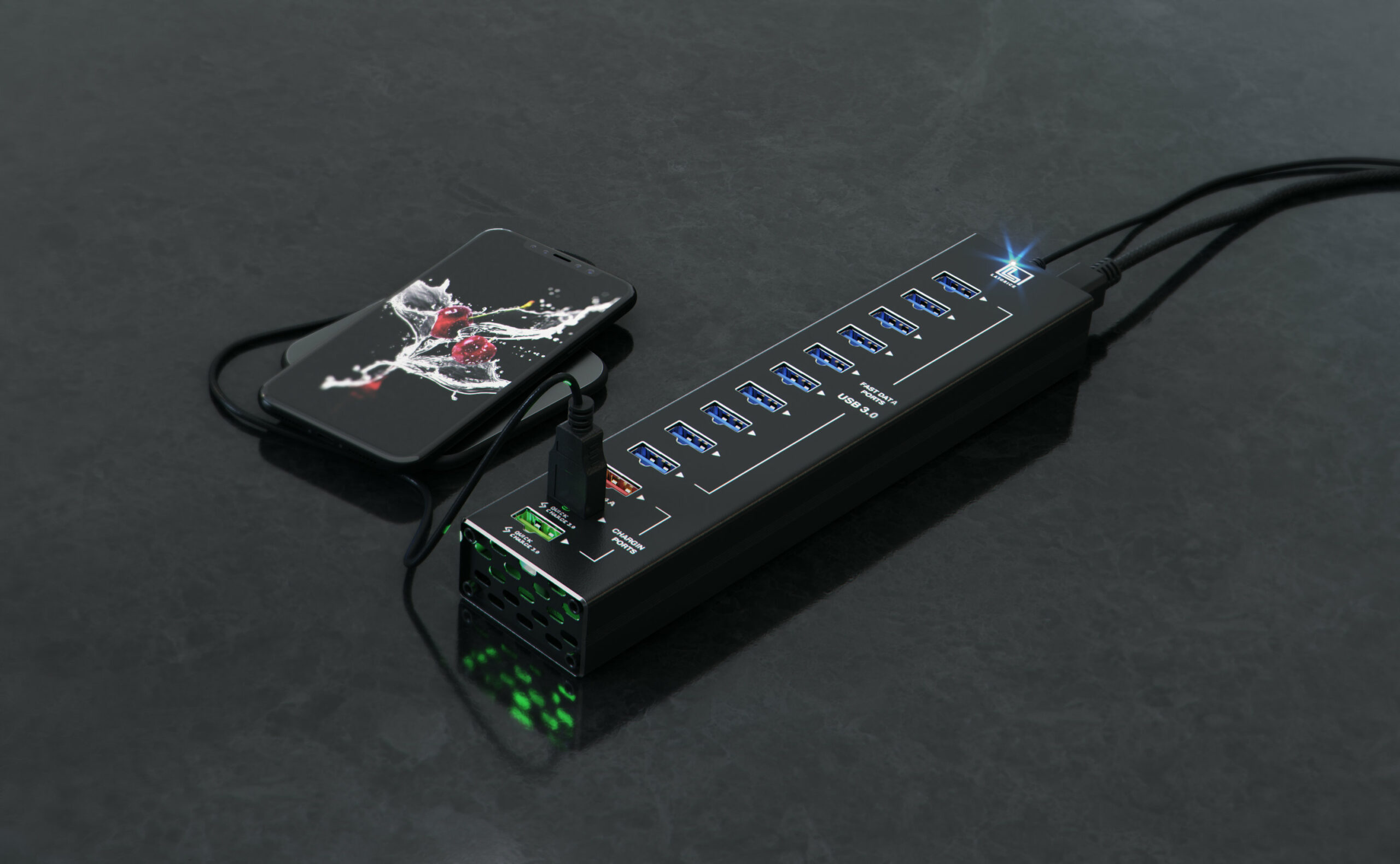 Our Powered USB HUBs