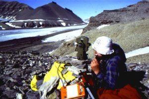 Survey station 1983