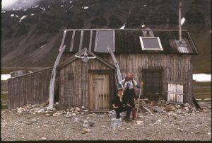 whaling shack