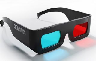 3d glasses - My faithless opinion on the future of the 3d film