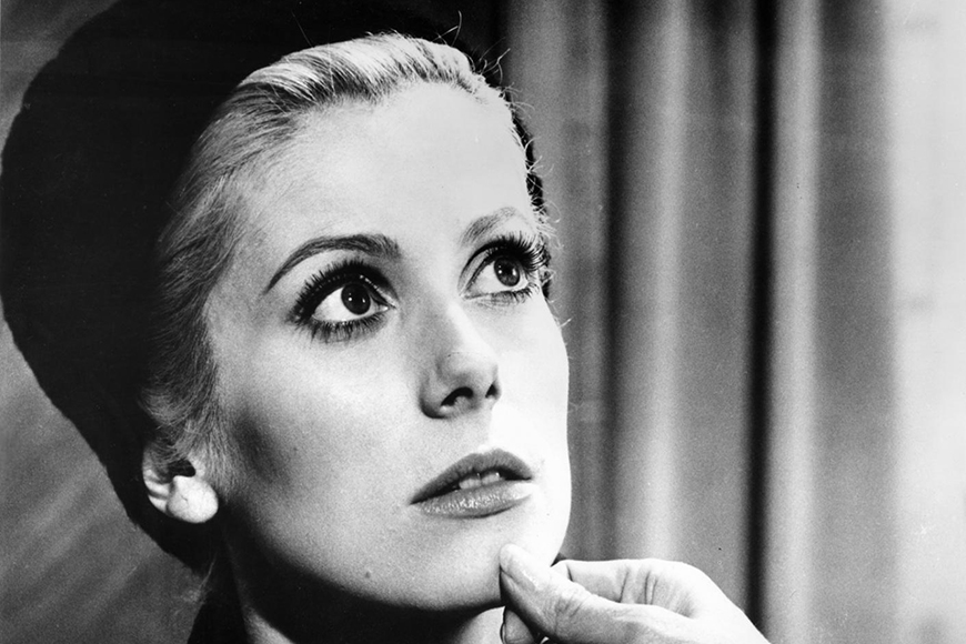architectural rendering animation Catherine Deneuve , Belle de Jour 1967