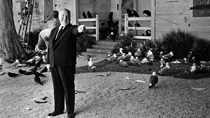 The Birds (1963) - Alfred Hitchcock