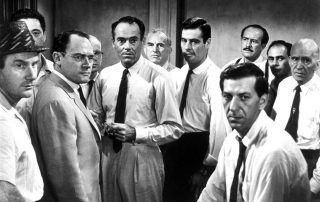 architectural competition - 12 angry men Sidney Lumet, 1957
