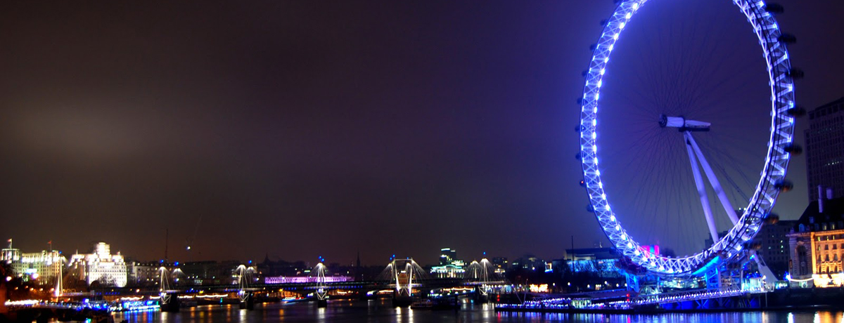 The Ferris Wheel of London