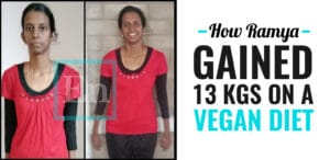 Ramya's Weight Gain