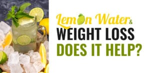 Lemon Water for Weight Loss - Header Image