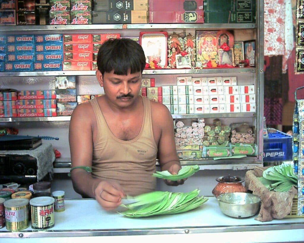 Is pan masala harmful? - Pan shop