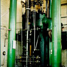 Boulton and Watt Engine