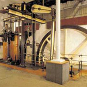 Easton and Amos Engine