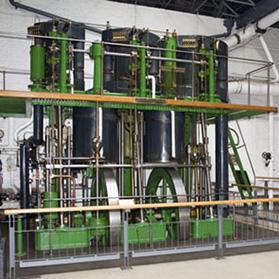 Hathorn Davey Triple Expansion Engine
