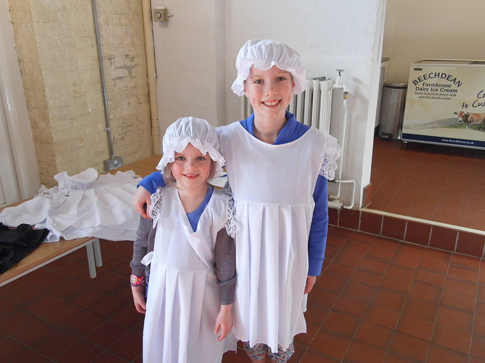 Victorian Washday at London Museum of Water & Steam