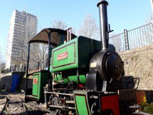 Thomas Wicksteed Locomotive