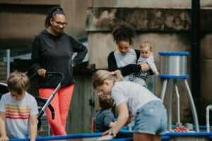 Families Splash Zone