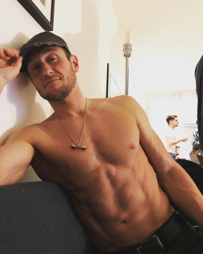 arthur ebel gay personal trainer london