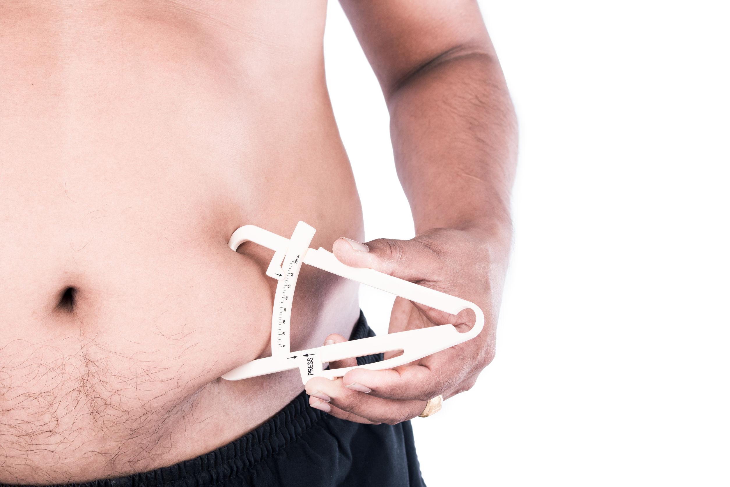 skinny fat man belly gay fitness