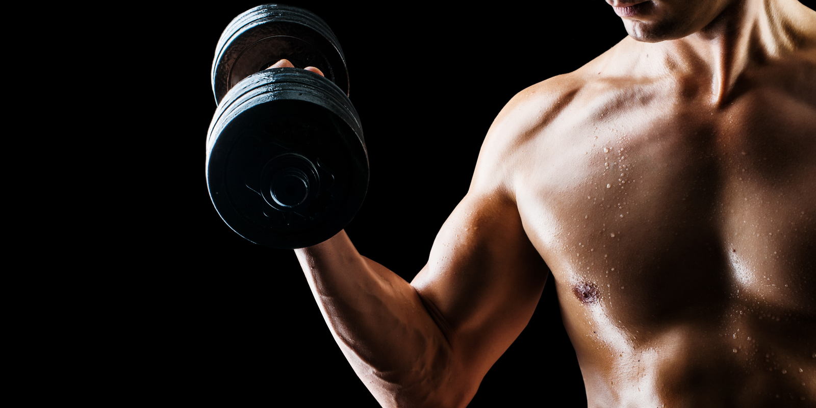 gay fitness build muscle bicep