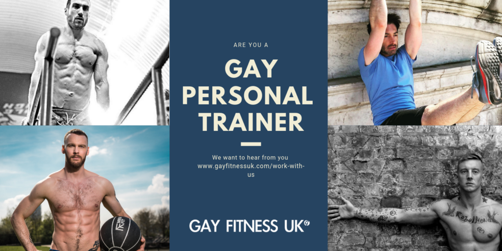 gay personal trainer