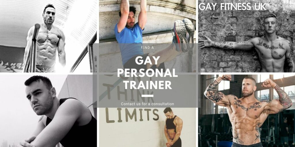 find a gay personal trainer