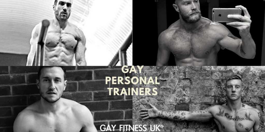 gay personal trainer london