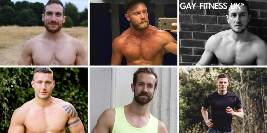 gay personal trainers
