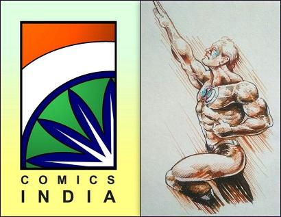 Comics India