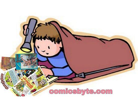 Comics Reading