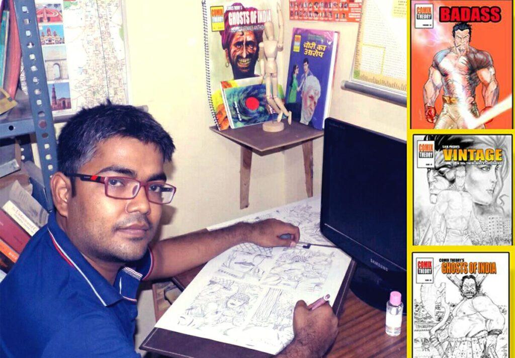 Author - Shumbhu Nath Mahto