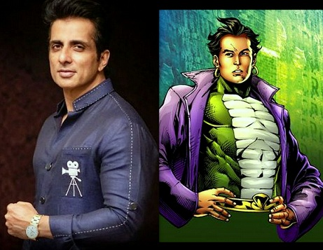 Sonu Sood The Real Hero and Nagraj