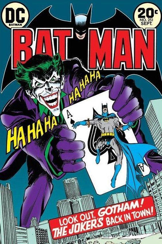 जोकर-बैटमैन साभार: डीसी कॉमिक्स बेस्ट बैटमैन कॉमिक्स कवर