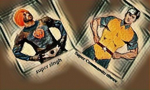Diljit Dosanjh Aur Super Commando Dhruv
