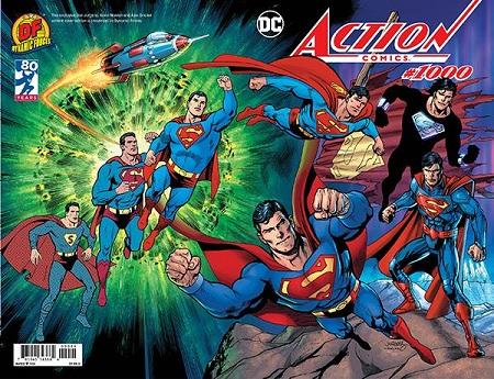 Superman 80 Years