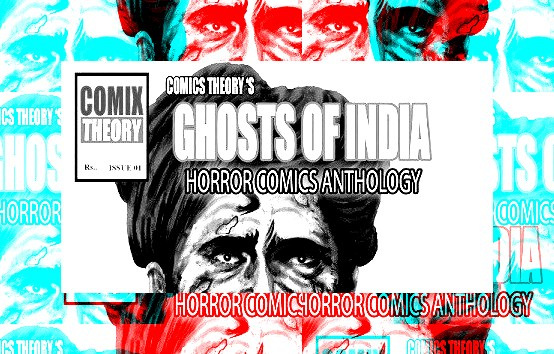 Ghost Of India - Cover