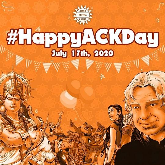 #HappyACKDay