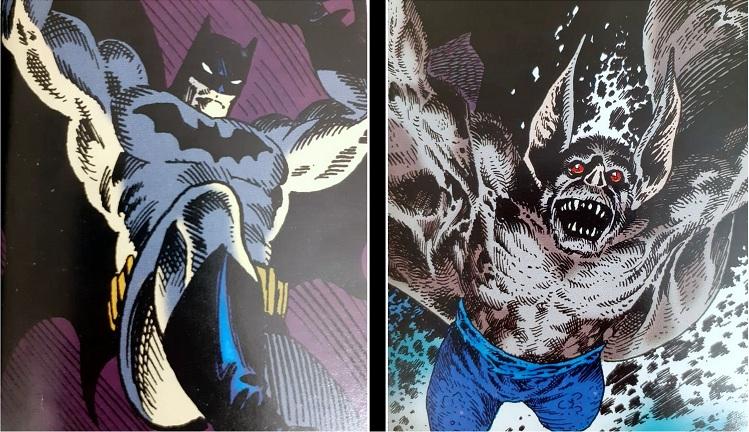 Gotham Comics  Issue #16 Wings - Batman- Man-Bat
