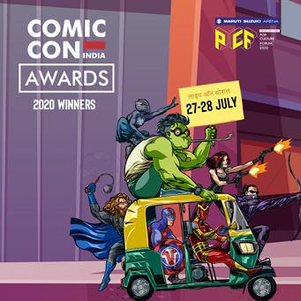 Comic Con Awards 2020