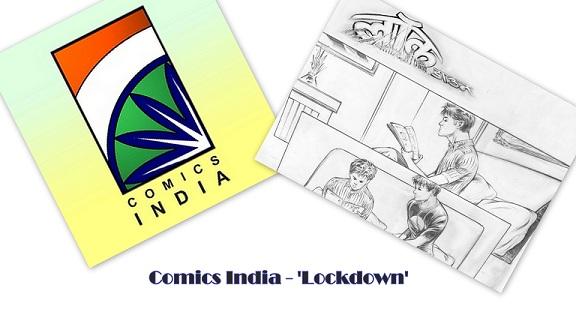 Comics India - Lockdown